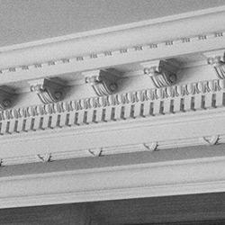 гипсовая лепнина - фигурные карнизы каталог Гипсовая лепнина Аврора (Краснодар)