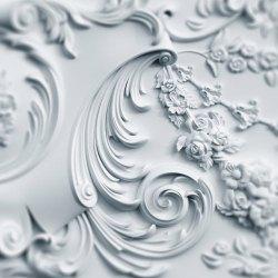 гипсовая лепнина - орнаментальные фризы каталог Гипсовая лепнина Аврора (Краснодар)