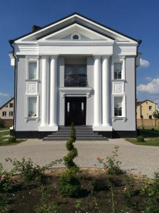 фасадный декор Аврора