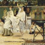 Bacchanal by Lawrence Alma-Tadema