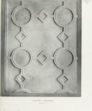 оформление потолка гипсовой лепниной