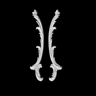 Гипсовая лепнина Аврора (Краснодар). Гипсовый декор Д109