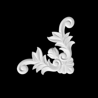гипсовый декор Д15 гипсовая лепнина