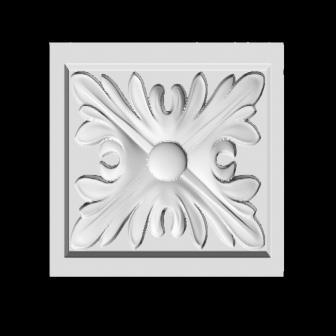 гипсовый декор Д29-1 гипсовая лепнина