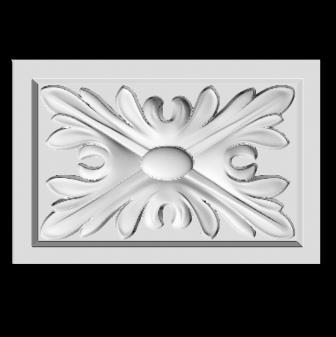 гипсовый декор Д29-2 гипсовая лепнина