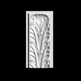 гипсовый декор Д29-3 гипсовая лепнина