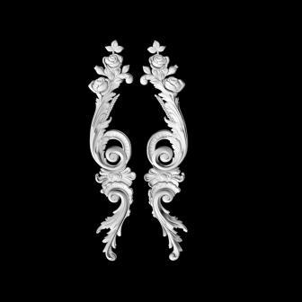 гипсовый декор Д66 гипсовая лепнина Аврора