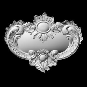 гипсовый декор Д68 гипсовая лепнина Аврора