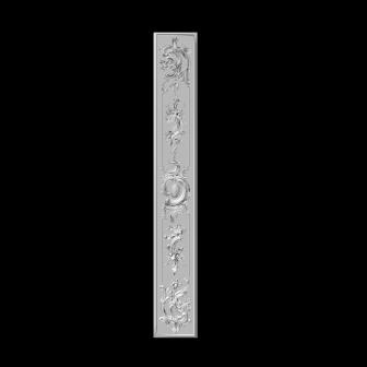 гипсовый декор Д80 гипсовая лепнина Аврора