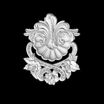 Гипсовый декор Д97 гипсовая лепнина Аврора