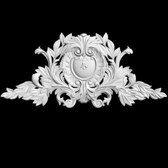 гипсовый декор Д132 гипсовая лепнина