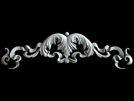 гипсовый декор Д165 гипсовая лепнина