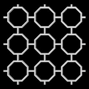 гипсовый декор Д116 гипсовая потолочная система