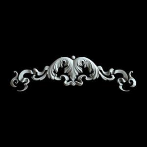 гипсовый декор Д165 гипсовая лепнина Аврора