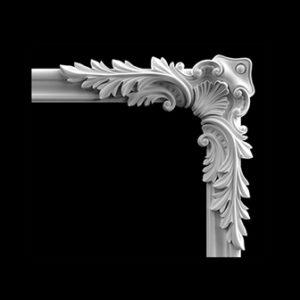 гипсовый декор Д174 гипсовая лепнина