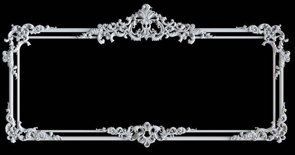 Гипсовый декор Д180 гипсовая лепнина Аврора