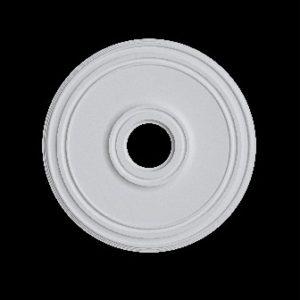 гипсовая розетка П29