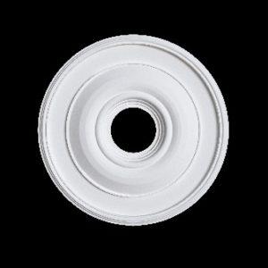 гипсовая розетка П36