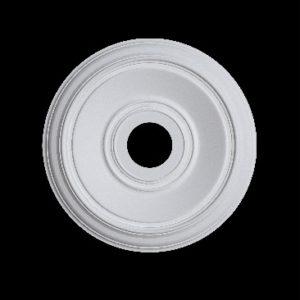 гипсовая розетка П4