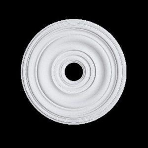 гипсовая розетка П42