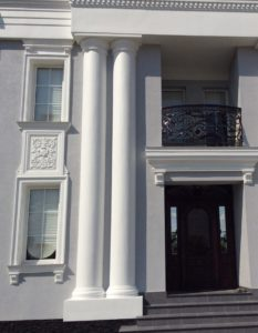 фасадный декор Аврора (Краснодар)
