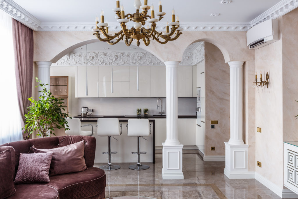 Квартира в Краснодаре. Дизайн Д.Архипова