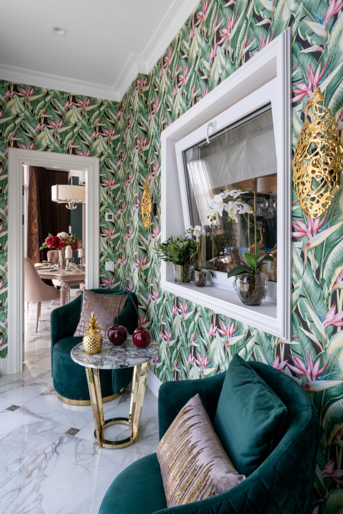 Частный дом в Анапе. Дизайн М.Мельникова